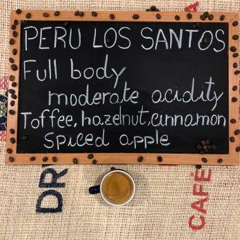 Peru Los Santos