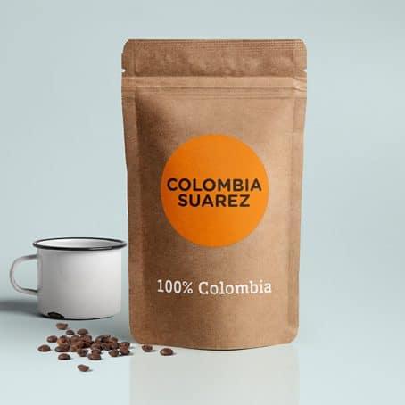 Scotties Coffee Colombia Suarez beans
