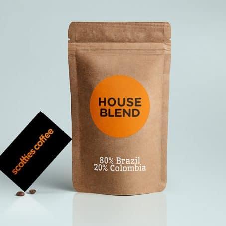 Scotties Coffee House Blend beans