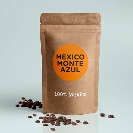 Scotties Coffee Mexico Monte Azul beans