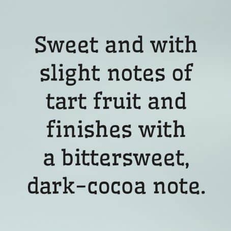 Scotties tasting notes colombia suarez