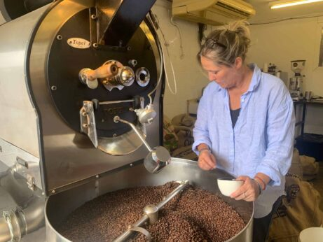 Spilling the beans: here's how I roast, step-by-step