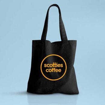 Scotties Tote Bag